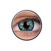 LENTILLES FANCY LENS BLUE STREAK 14MM