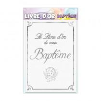 LIVRE D\'OR BAPTÊME FORMAT A4