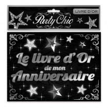 LIVRE D\'OR PARTY PARTY CHIC
