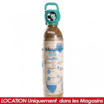 LOCATION BOUTEILLE HELIUM X20