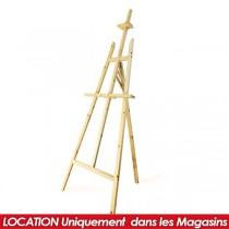 LOCATION CHEVALET 145 CM