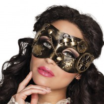 LOUP STEAMPUNK OR