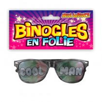 LUNETTES COOL MAN
