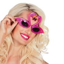 LUNETTES FLAMANT ROSE ADULTE