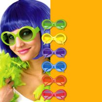 LUNETTES PARTY JACKY FLUO