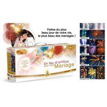 MALLETTE FEUX D'ARTIFICE MARIAGE LUXE