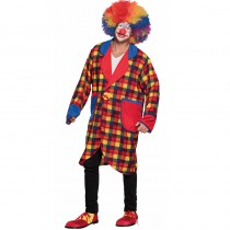 MANTEAU DE CLOWN