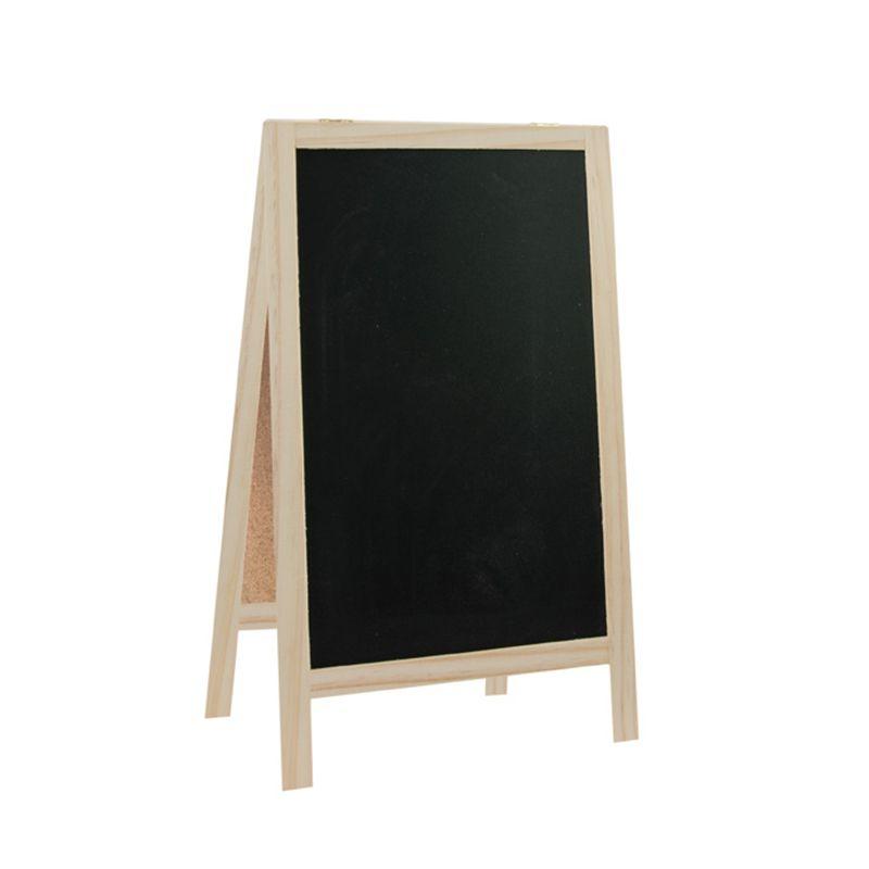 MARQUE TABLE PIN ARDOISE 20 X 39 CM