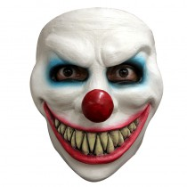 MASQUE CLOWN MALSAIN LATEX