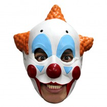 MASQUE CLOWN SOURIRE LATEX