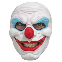 MASQUE CLOWN SOURIRE TERRIFIANT LATEX