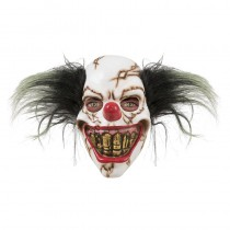 MASQUE CLOWN SQUELETTE