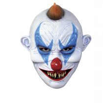 MASQUE CLOWN TERRIFIANT LATEX ADULTE