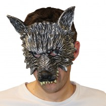 MASQUE DEMI FACE LOUP MOUSSE