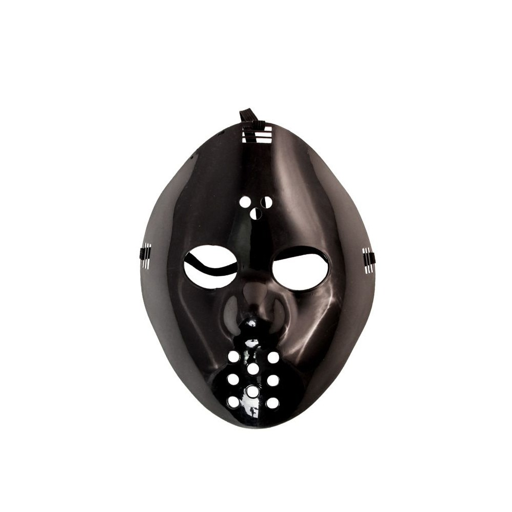 MASQUE HOCKEY NOIR ADULTE
