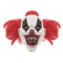 MASQUE INTÉGRAL CLOWN ASSASSIN LATEX