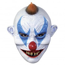 MASQUE INTÉGRAL CLOWN TERRIFIANT LATEX