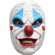 Masque latex clown latex