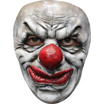Masque latex clown