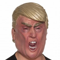 MASQUE LATEX VISAGE TRUMP