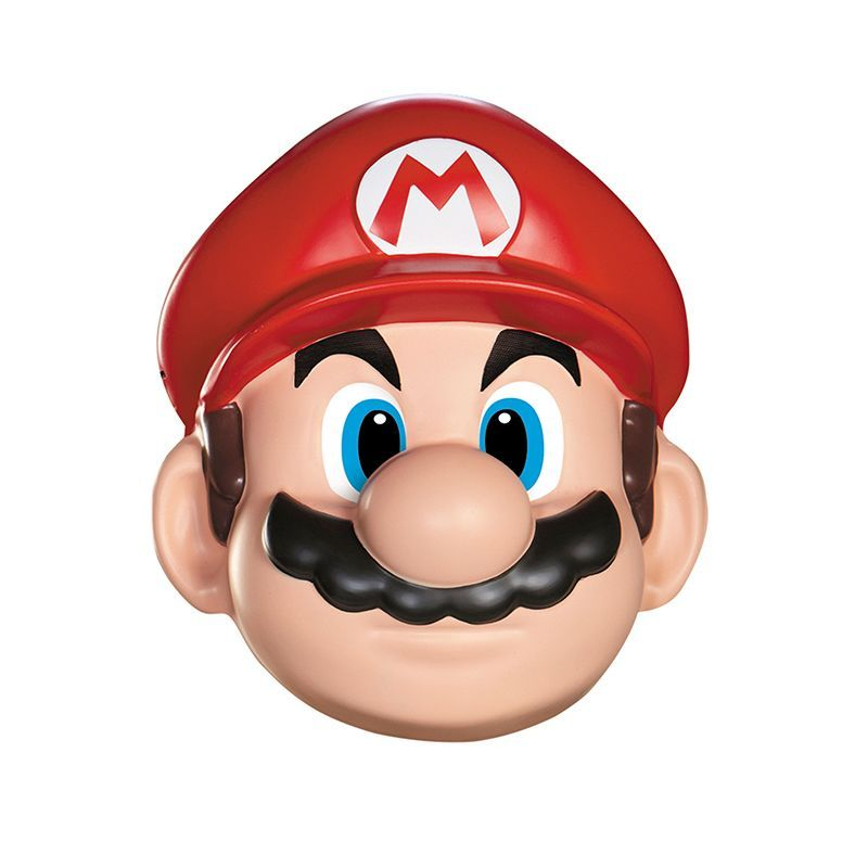 Masque mario bros
