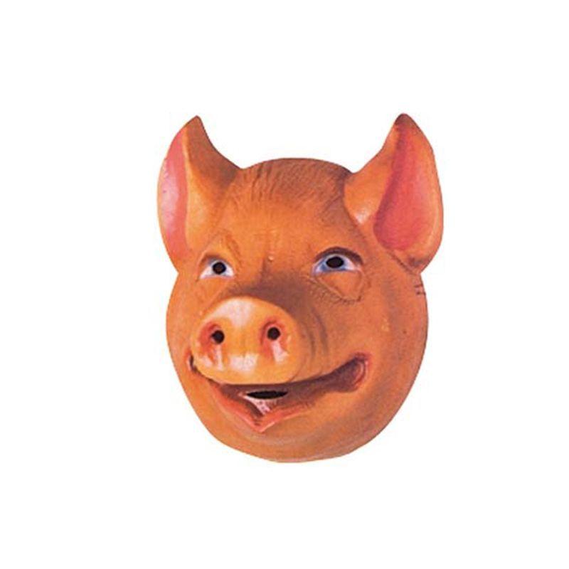 Masque plastique animaux