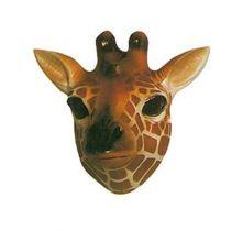 1 Masque plastique girafe enfant