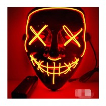 MASQUE TERRIFIANT HALLOWEEN LED