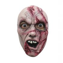MASQUE ZOMBIE BALAFRÉ LATEX ADULTE