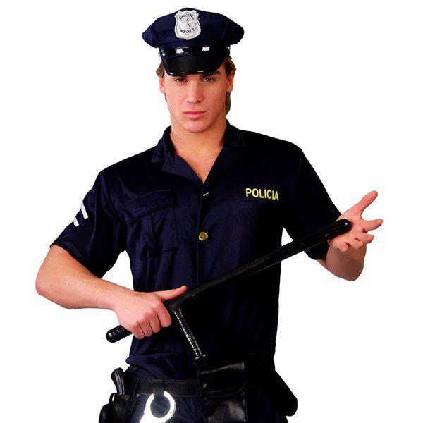 MATRAQUE POLICE AVEC POIGNÉE
