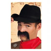 MOUSTACHE DE COW BOY-GRINGO