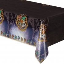 NAPPE EN PLASTIQUE DE 137X213 CM HARRY POTTER