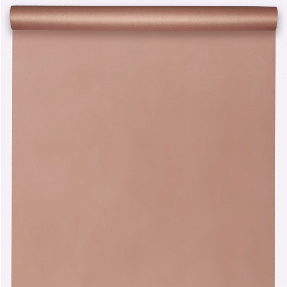 NAPPE INTISSÉE LUXE 65GR 25X1.2M - ROSE GOLD