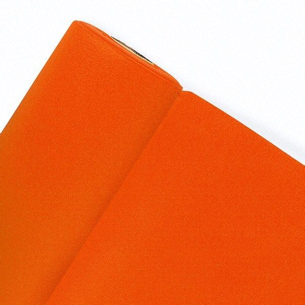 NAPPE INTISSÉE ORANGE 10 X 1,20 M