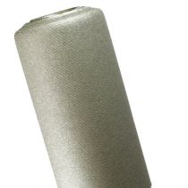 NAPPE INTISSÉE TAUPE 10 X 1,20 M