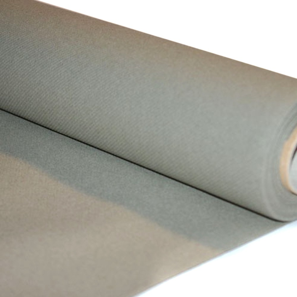 NAPPE INTISSÉE TAUPE 25 X 1,20 M