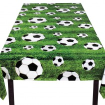 NAPPE PLASTIQUE 120X180 CM FOOTBALL