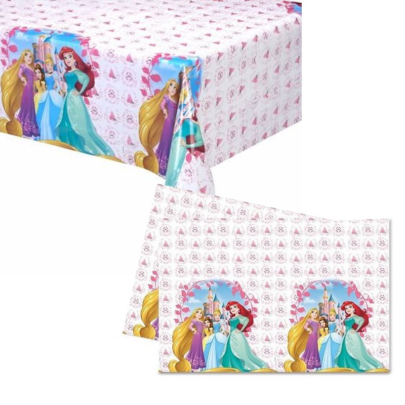 NAPPE PLASTIQUE PRINCESS HEART STRONG