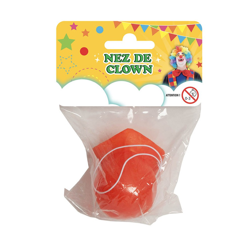 NEZ CLOWN ROUGE SONORE