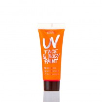 PEINTURE CORPS VISAGE UV ORANGE 10 ML