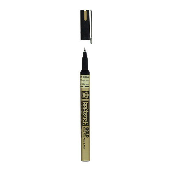 PEN TOUCH POINTE EXTRA-FINE 0.7MM - OR