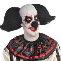 Perruque clown halloween