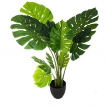 PHILODENDRON MONSTERA ARTIFICIEL 110CM