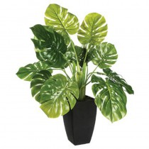 PHILODENDRON MONSTERA ARTIFICIEL 70CM