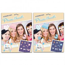 PHOTOBOOTH ADULTE BABY SHOWER