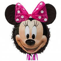 PINATA À TIRER MINNIE MOUSE