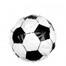 PINATA BALLON DE FOOTBALL VINTAGE 30CM