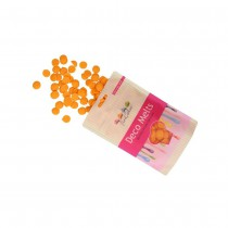 PISTOLES DÉCO À FONDRE ORANGE 250G