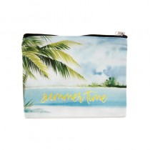 POCHETTE SUMMER TIME 21X16CM
