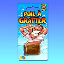 POIL A GRATTER